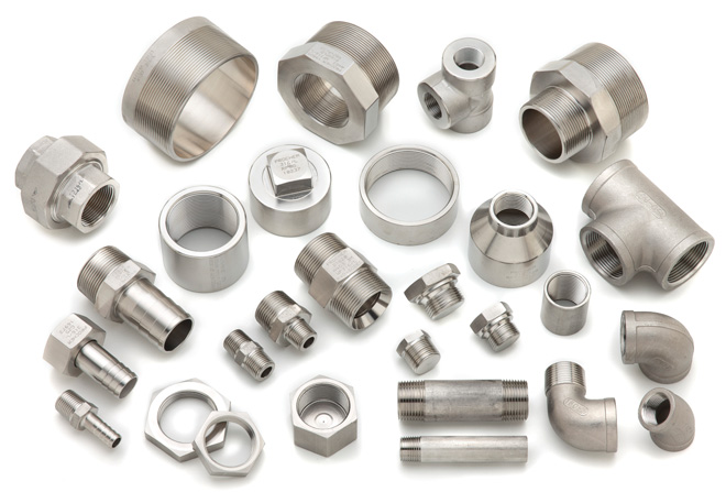 Materiales para conducción de fluidos - Fittings inoxidables / Bridas
